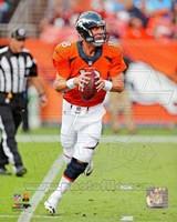 Peyton Manning 2013 Action Fine Art Print