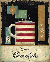 Swiss Chocolate Fine Art Print