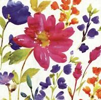 Floral Medley I Fine Art Print
