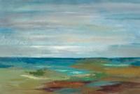 Wispy Clouds Fine Art Print