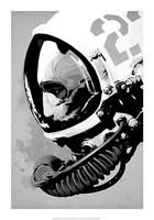 Astro Bear Fine Art Print