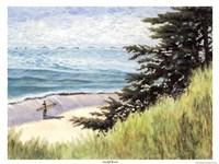 Seacliff Beach Fine Art Print