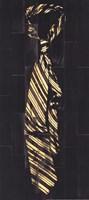 Single Man's Tie II Fine Art Print