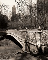 Pine Bank Bridge NYC Fine Art Print
