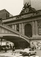 Grand Central Station NYC Framed Print