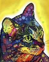 Confident Cat Fine Art Print