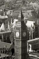 Big Ben View II Fine Art Print