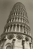 Pisa Tower II Fine Art Print