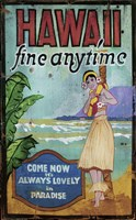 Hawaii Fine Art Print