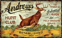 Hunt Club Fine Art Print