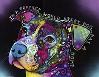 In a Perfect World Fine Art Print