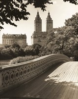 Bow Bridge NYC Fine Art Print