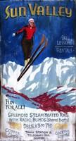 Ski Fine Art Print