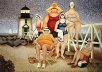 Beach Vacation Fine Art Print