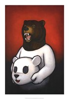 Bear in Mind Fine Art Print