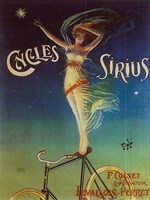 Cycles Sirius Fine Art Print