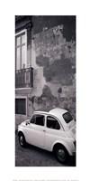 Auto Piccole II Framed Print