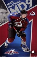 Colorado Avalanche -M Duchene 13 Wall Poster