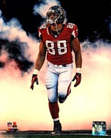 Tony Gonzalez 2013 Action Framed Print
