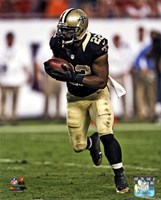 Mark Ingram 2013 Action Fine Art Print