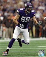 Jared Allen 2013 Action Fine Art Print