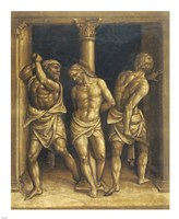 The Flagellation Fine Art Print