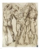 Nude Studies Fine Art Print