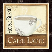 Coffee and Cream I Fine Art Print