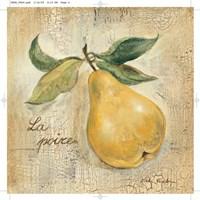 La Poire Framed Print