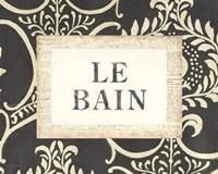 Le Bain Framed Print