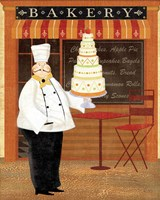 Chef's Specialties IV Fine Art Print
