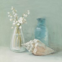 Lily of the Valley Spa Fine Art Print