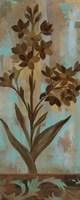 Monsoon Florals II Framed Print