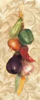 Mixed Vegetables II Framed Print
