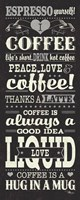 Coffee Lovers II Framed Print
