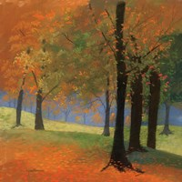 Autumn Trees Fine Art Print