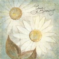 Daisy Do IV - Give Blessings Fine Art Print