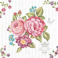 Elegant Roses II Fine Art Print