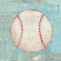 Play Ball I Fine Art Print