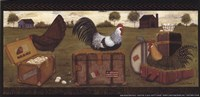 Roosters Rule Fine Art Print