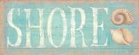 Pastel Shore Fine Art Print