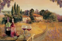 Spoleto Afternoon Fine Art Print