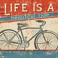 Beautiful Ride I Fine Art Print