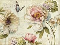 Marche de Fleurs IV Fine Art Print