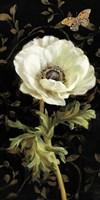 Jardin Paris Florals I Framed Print