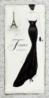 Elegance I Framed Print