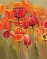 Tulips in the Midst I Fine Art Print