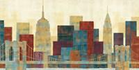 Majestic City Fine Art Print