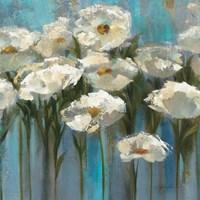 Anemones by the Lake Fine Art Print