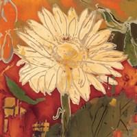Gerber Garden I Fine Art Print